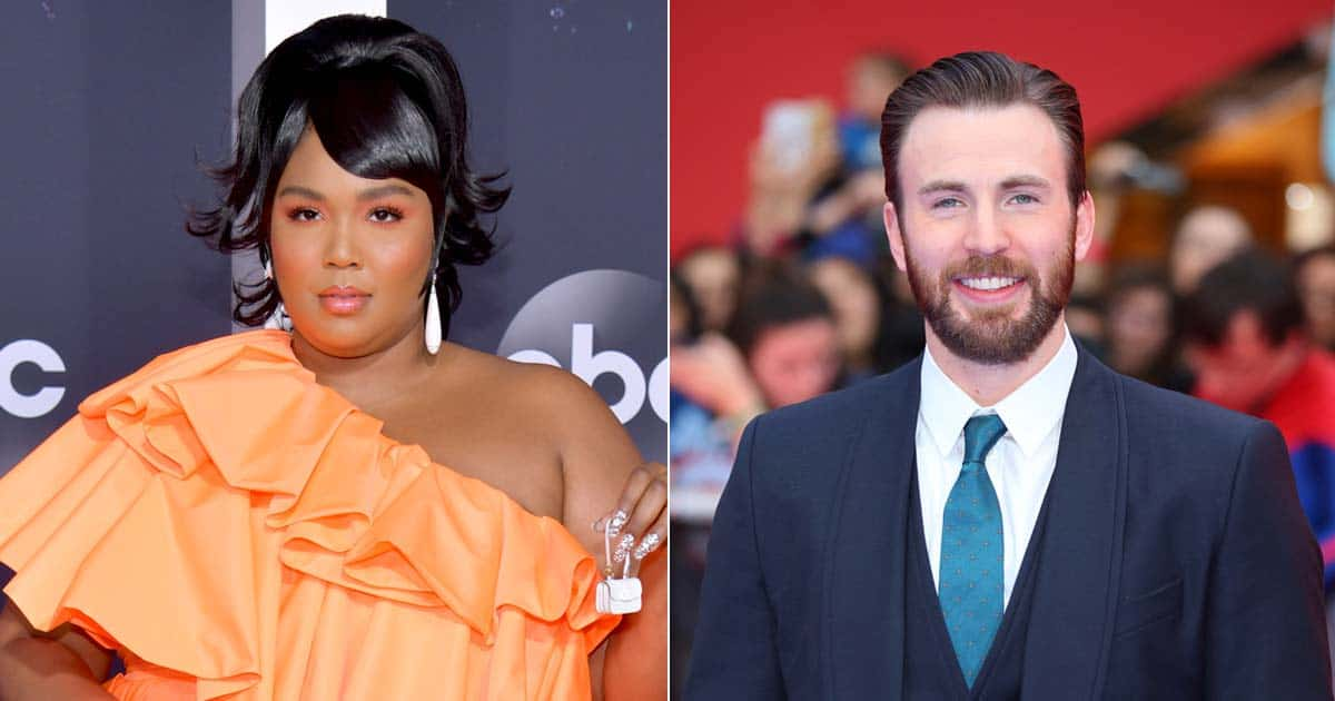 Chris Evans Nak*d In A Green Room With Body Shots All On His Chest & Lizzo Sucking Them Off Is The Singer's Fantasy We Can't Unsee, Read On