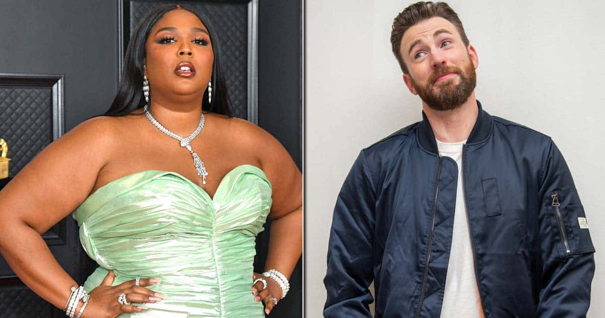 Chris Evans Reacts To Lizzo Joking About Having His Baby
