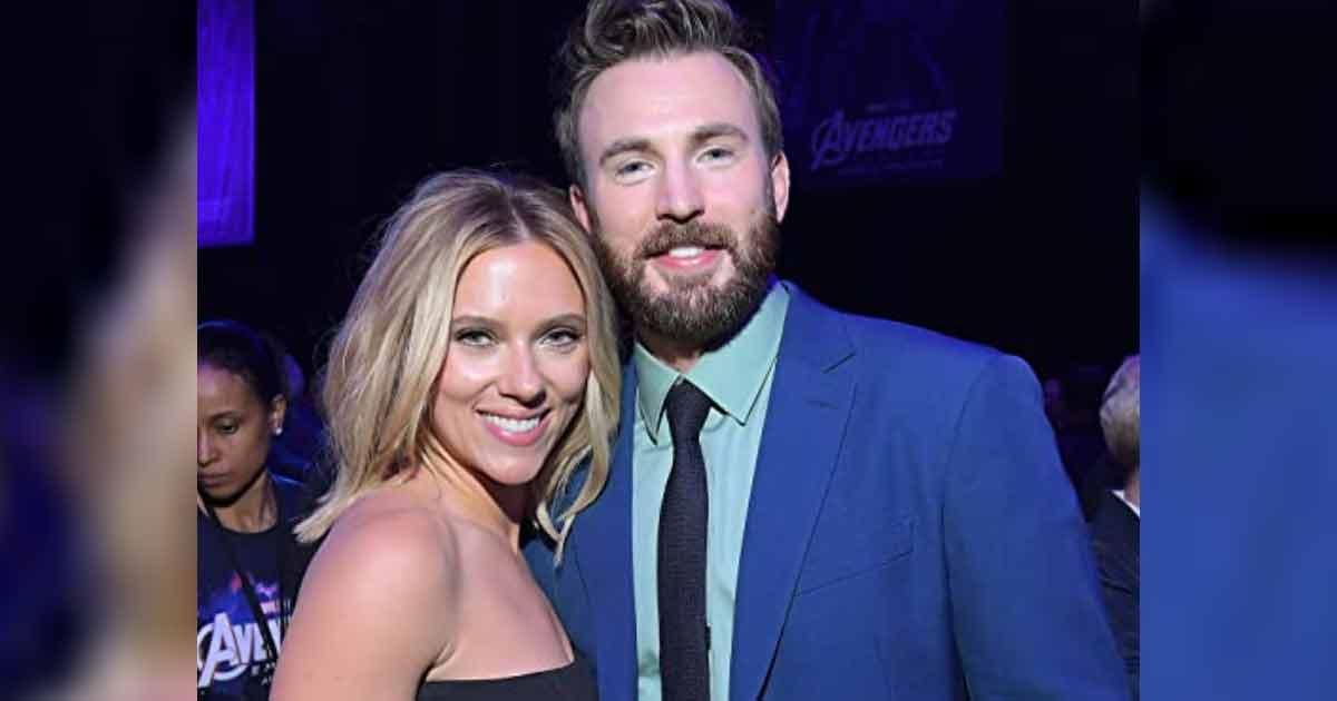 Chris Evans, Scarlett Johansson to star in 'Ghosted'