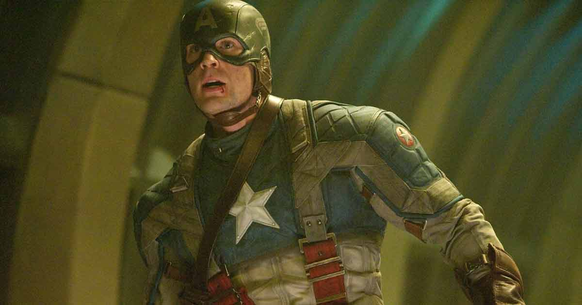 Chris Evans Was Nervous Before Saying Yes To Captain America