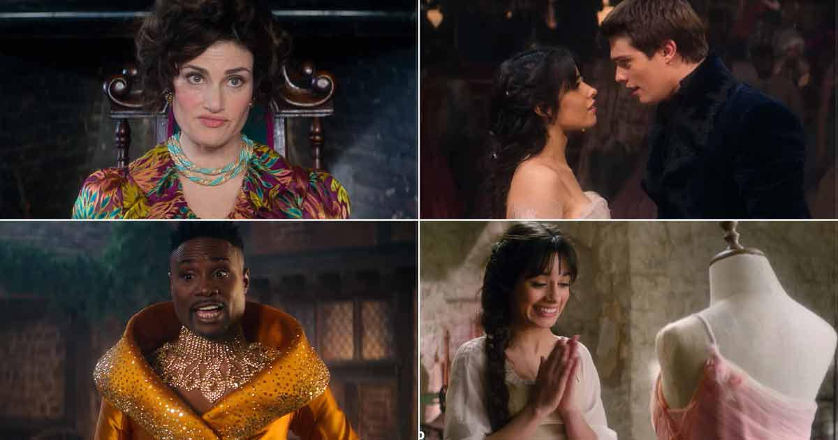 Cinderella 2021 Full Movie In Hindi Download Tamilrockers Moviesflix Mp4moviez Filmyzilla