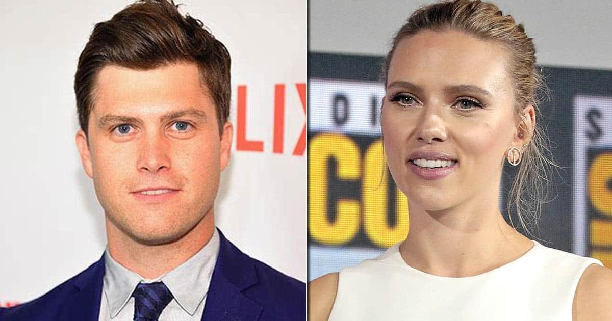 Colin Jost Confirms Scarlett Johansson Is Pregnant