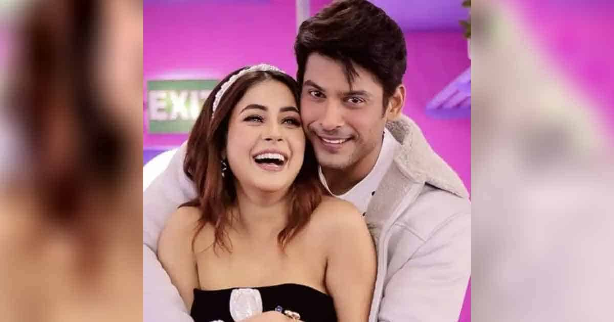 Sidharth Shukla Looks Completly Smitten By Shehnaaz Gill As She Dances To Ghagra With Madhuri Dixit On Dance Deewane 3