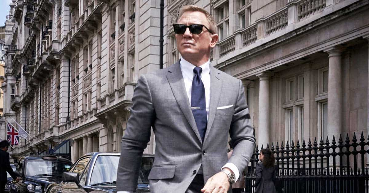 Daniel Craig Feels He's Too Old To Play James Bond Now & Says,