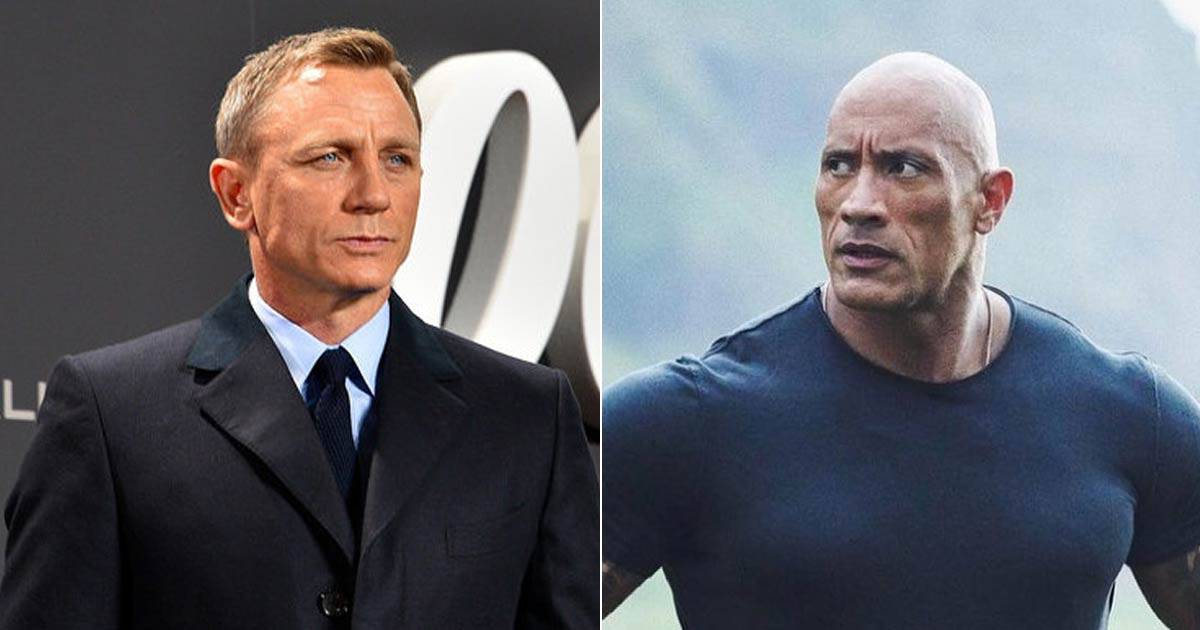 Daniel Craig Is The Highest Paid Movie Star Earning $100 Million Because Of Netflix Streaming Deals