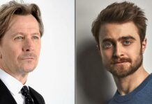 Daniel Radcliffe was 'starstruck' by Gary Oldman