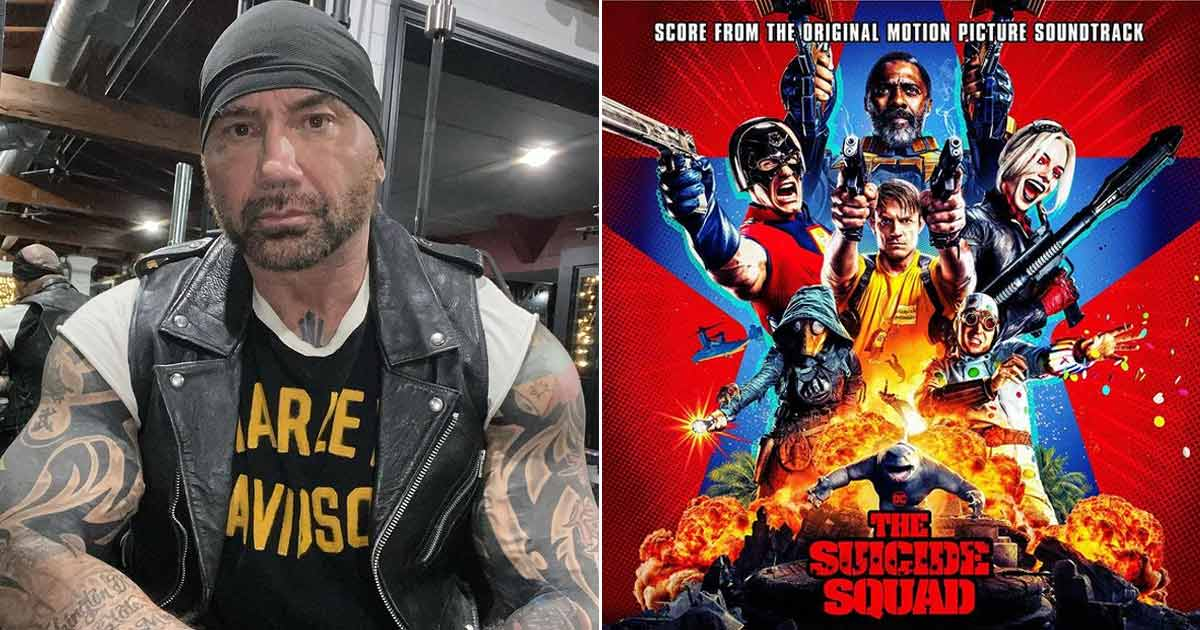 Dave Bautista Seeking A Role In James Gunn's The Suicide Squad 3?