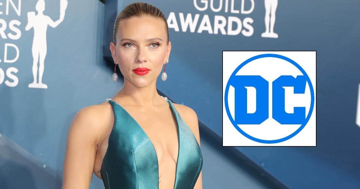 DC Approaches Scarlett Johansson?