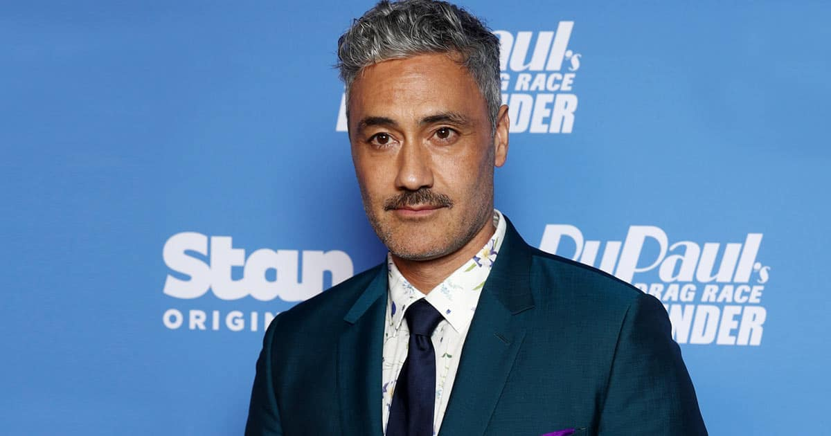 DC Wants To Rope In Taika Waititi Now?