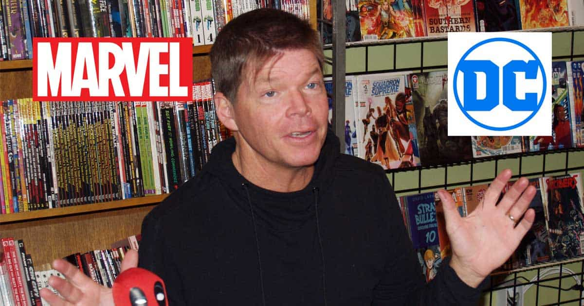 Deadpool Artist Rob Liefeld Calls Out DC