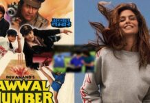 Dev Anand's Awwal Number Has A Hollywood Connection - Actress-Model Cindy Crawford Had An Appearance In It