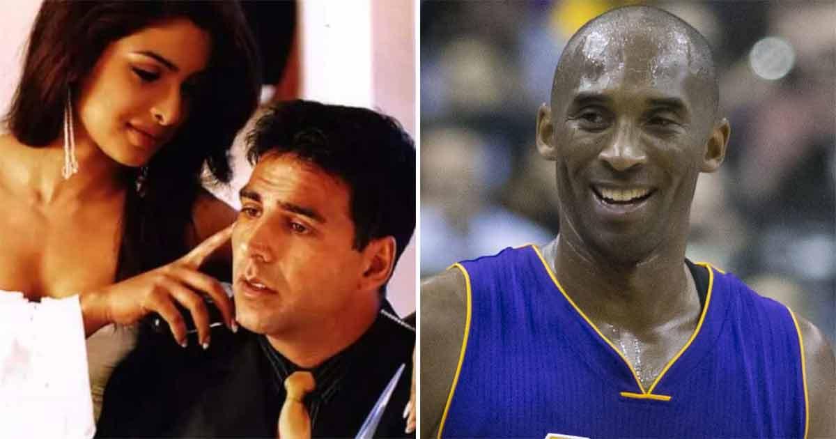 Akshay Kumar Led Aitraaz Was Based On The Life Of An American Sports Star?