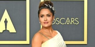 Did You Know? Salma Hayek, Who Has Never Done Botox, Wanted To Try It For A Movie!