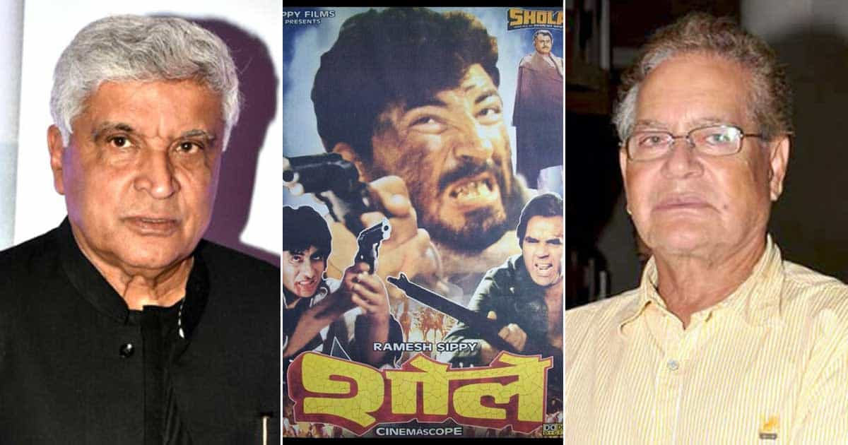 Did You Know? Sholay Was Declared A Flop On Its Release But Salim Khan & Javed Akhtar Were Sure Of Its Success