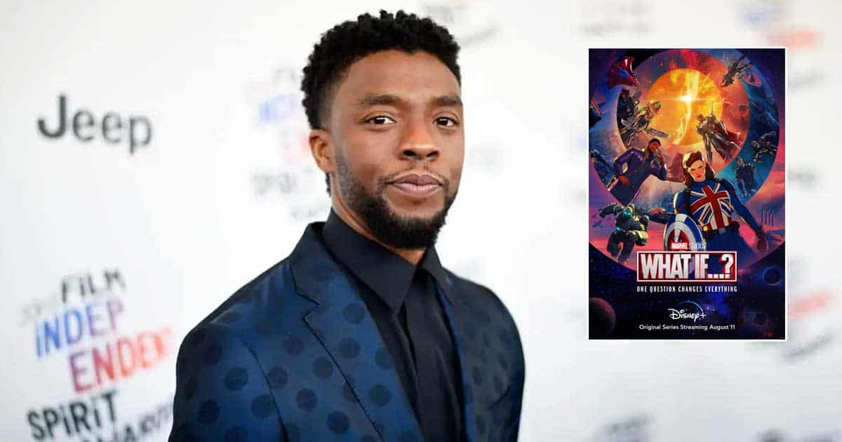 Director Bryan Andrews On Chadwick Boseman Reprising T'Challa In 'What If...?':