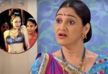Disha Vakani Goes Topless In This Viral Dance Number, Watch