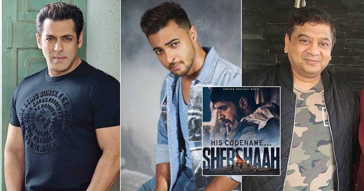 Do You Know? Salman Khan Wanted To Produce Shershaah For Aayush Sharma