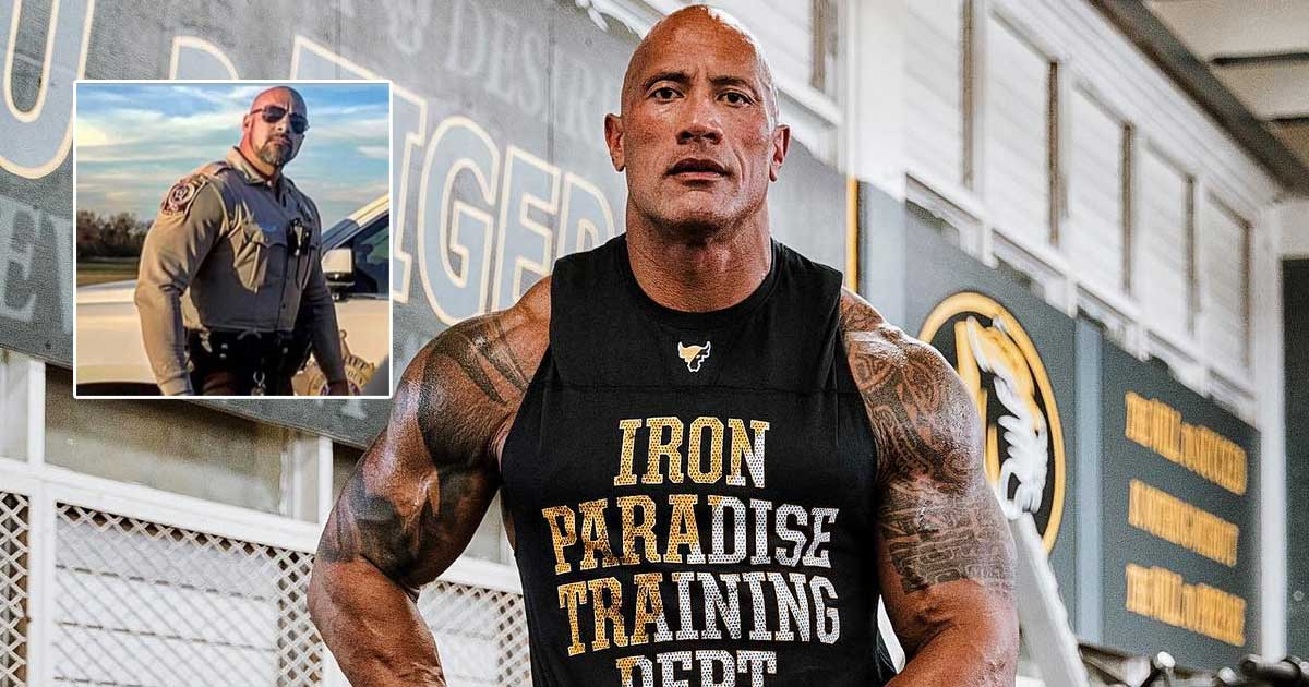 """Dwayne Johnson Reacts To His Doppelgänger Eric Fields: """"I Need To Hear All Your 'Rock Stories'"""" - Deets Inside"""