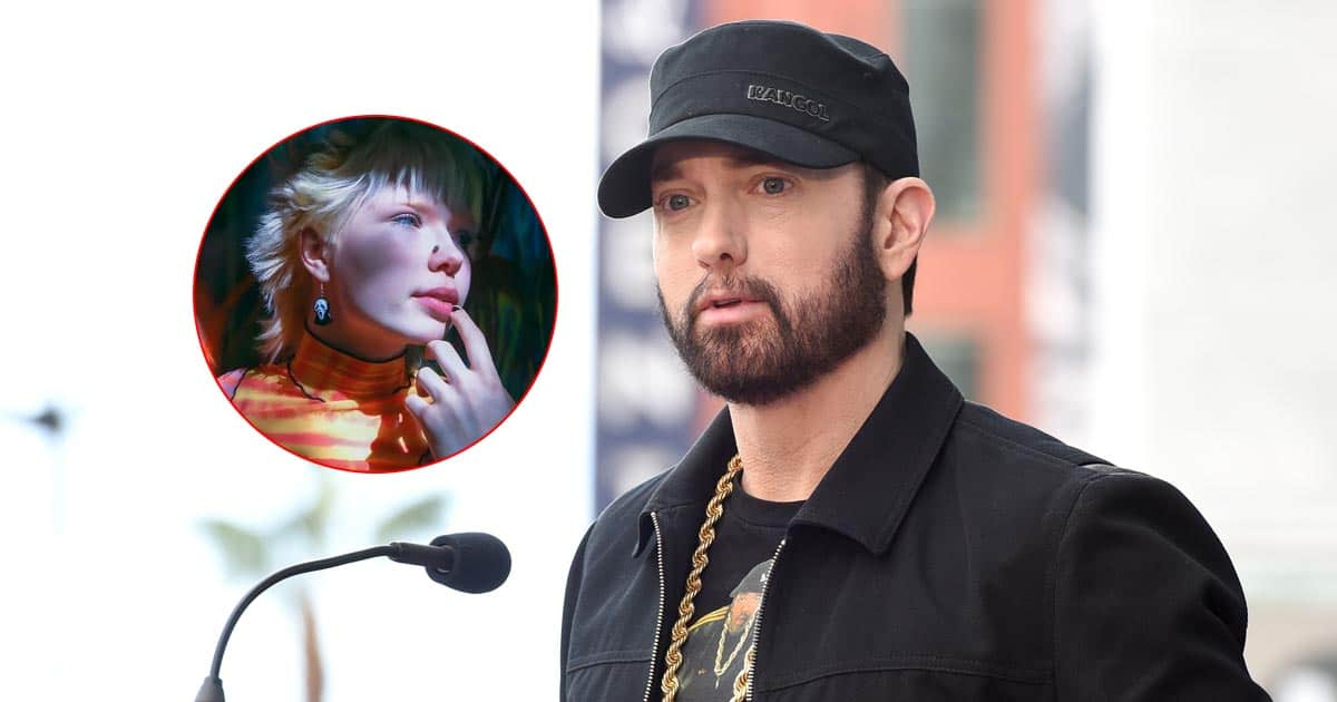 Eminem's Daughter Says He Hid They Were Adopted