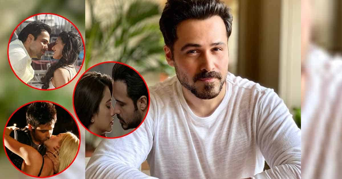 """Emraan Hashmi Talks About Being Forced To Choose Scripts Where He Had To Kiss The Heroine; Says Was """"Not Getting Any Creative Fulfilment"""""""