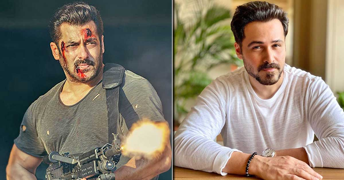 Tiger 3: Emraan Hashmi's 'Multi-Look Villain' VS Salman Khan To Be Remembered Long Even After The Release