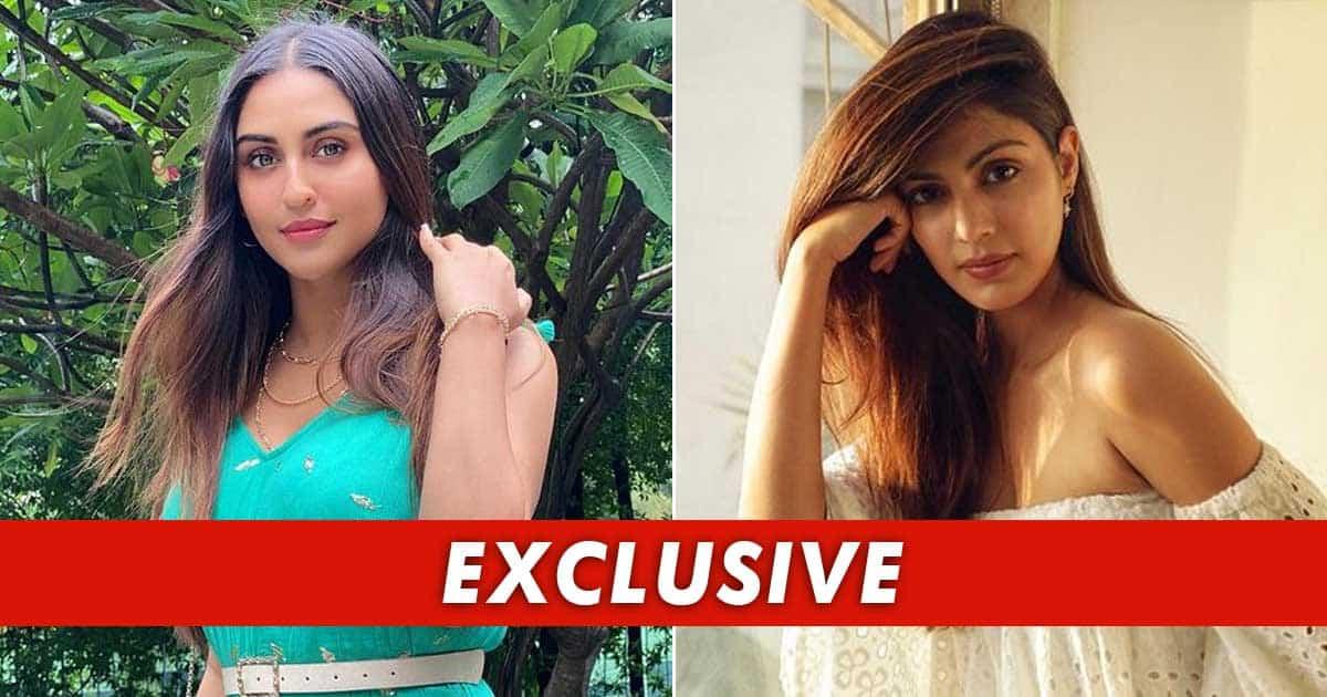 Krystle D'Souza Talks About Rhea Chakraborty