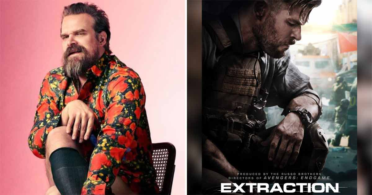 David Harbour's Extraction Character Is Getting A Spin-Off?