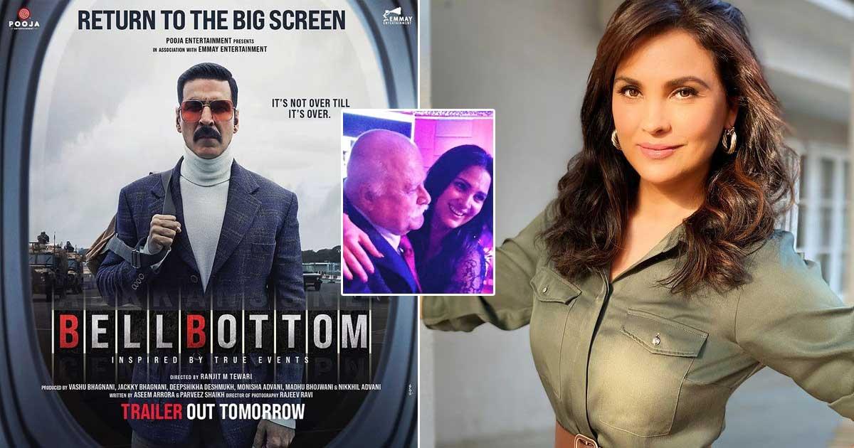 Family Saga: Lara Dutta, Indira Gandhi in 'Bell Bottom', recalls how her father flew late PM