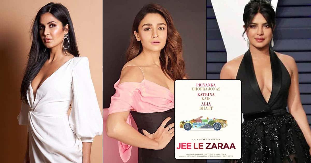 Farhan Akhtar directorial 'Jee Le Zaraa' produced by Excel Entertainment & Tiger Baby, starring Priyanka Chopra Jonas, Katrina Kaif and Alia Bhatt in the lead is all set to hit the road next year