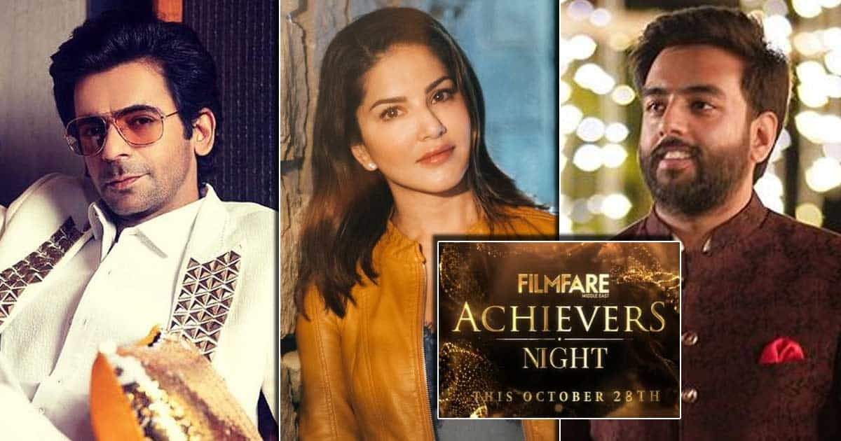 Filmfare Middle East Achievers Night 2021: The biggest star-studded entertainment night is set to rock Dubai!