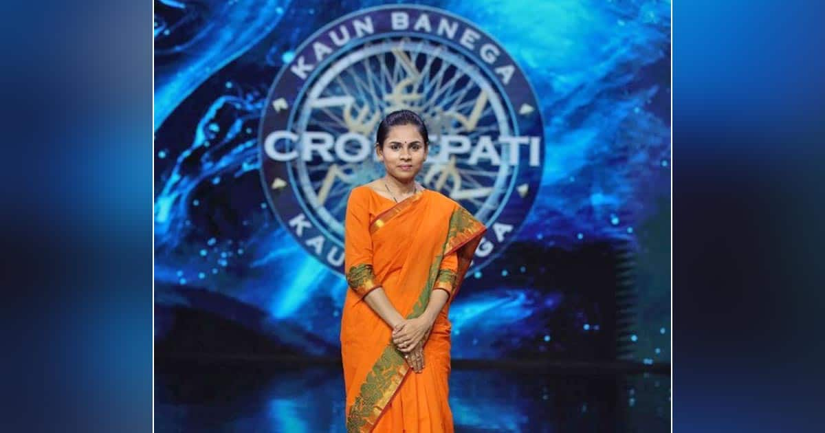 First big 'KBC 13' winner is MP village's first woman police sub-inspector