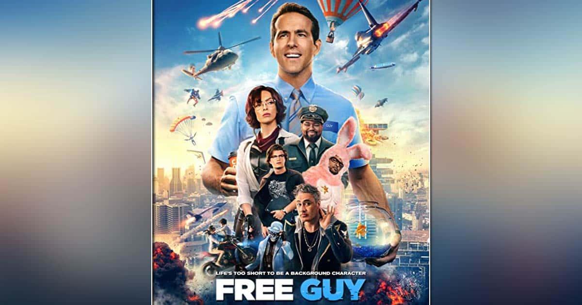 Free Guy Box Office China Update