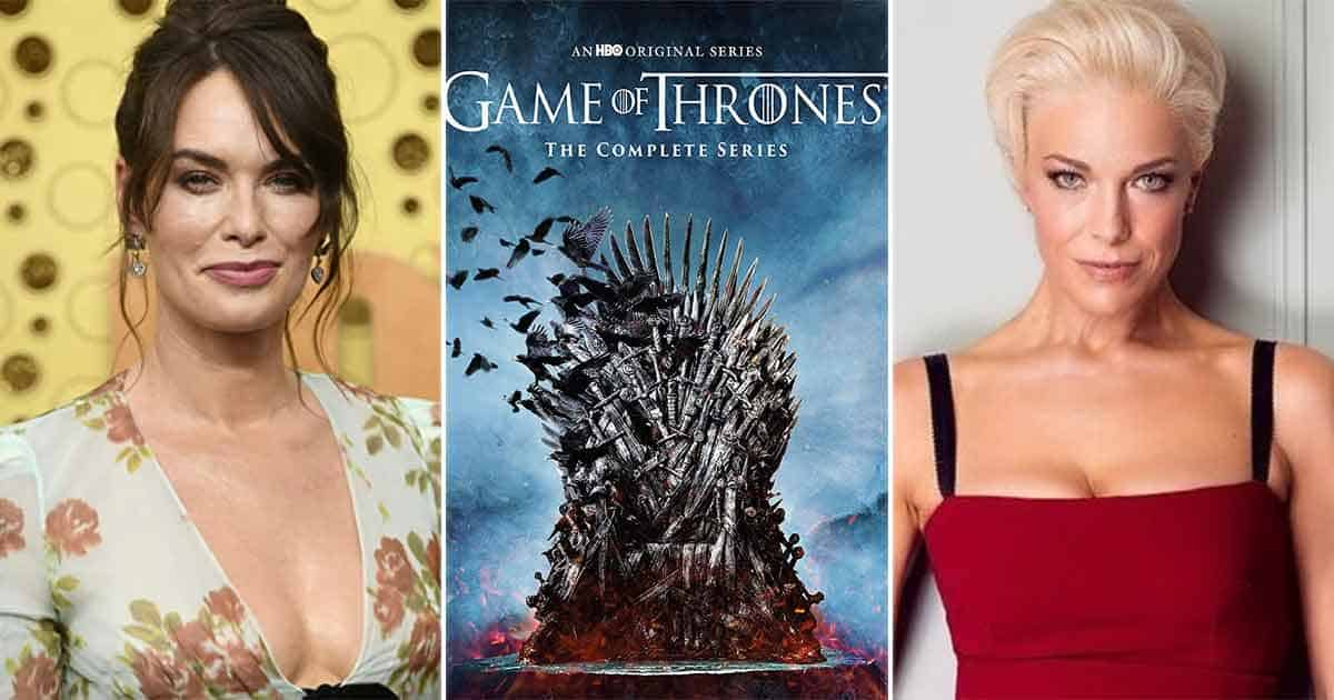 Game Of Thrones' Lena Headey & Hannah Waddingham Revisit Their 'Traumatic' Scene From The Show