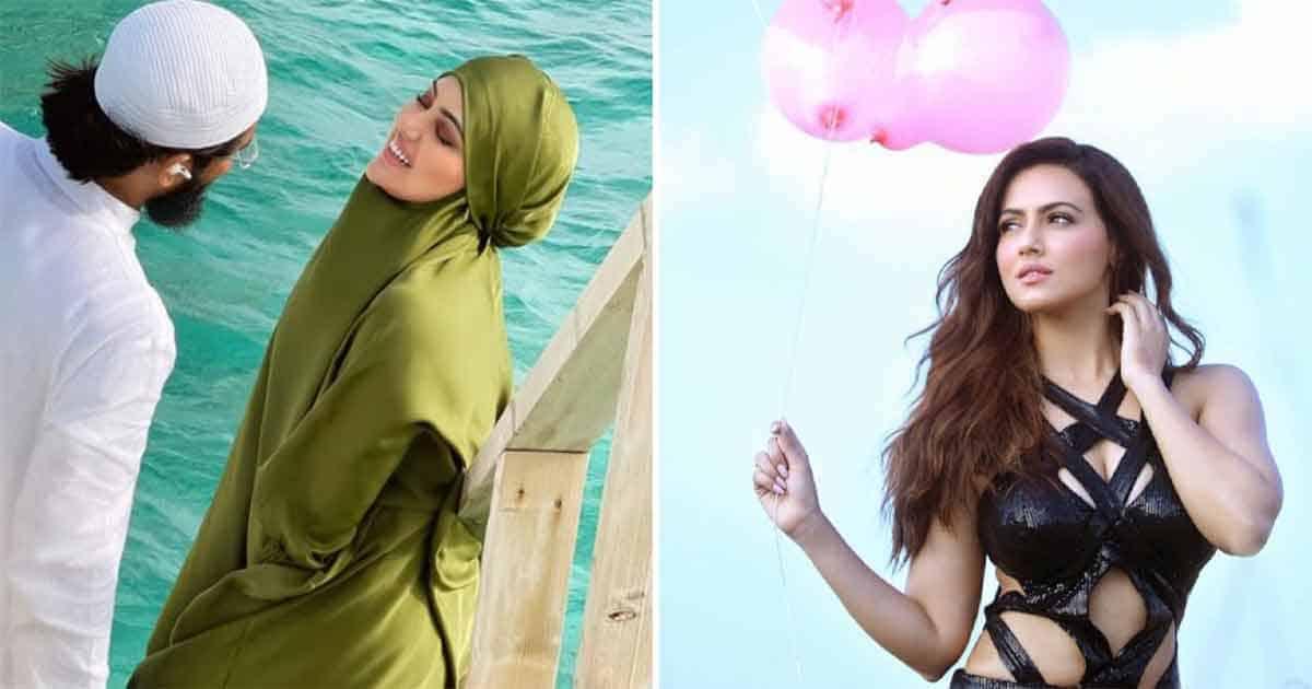 How Sana Khan Turned Sana Saiyad Only To Live Her Best Life!