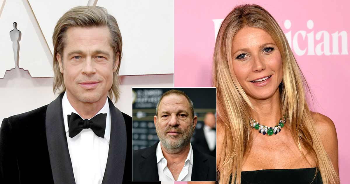 Harvey Weinstein Once Harassed Gwyneth Paltrow & Brad Pitt Came To Her Rescue