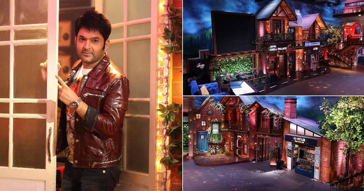 Have You Seen A Glimpse Of The New The Kapil Sharma Show Sets?