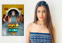 Hiba Nawab explores her mischievous side with 'Jijaji Chhat Par Koii Hai'