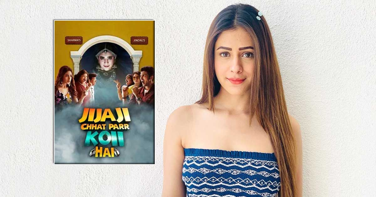 Hiba Nawab On Change In Life Due To Jijaji Chhat Parr Koii Hai: