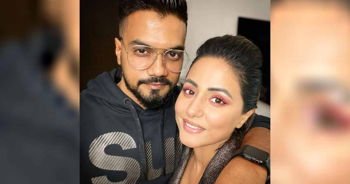 Hina Khan & Rocky Jaiswal Ready To Get Hitched? Here's What We Know