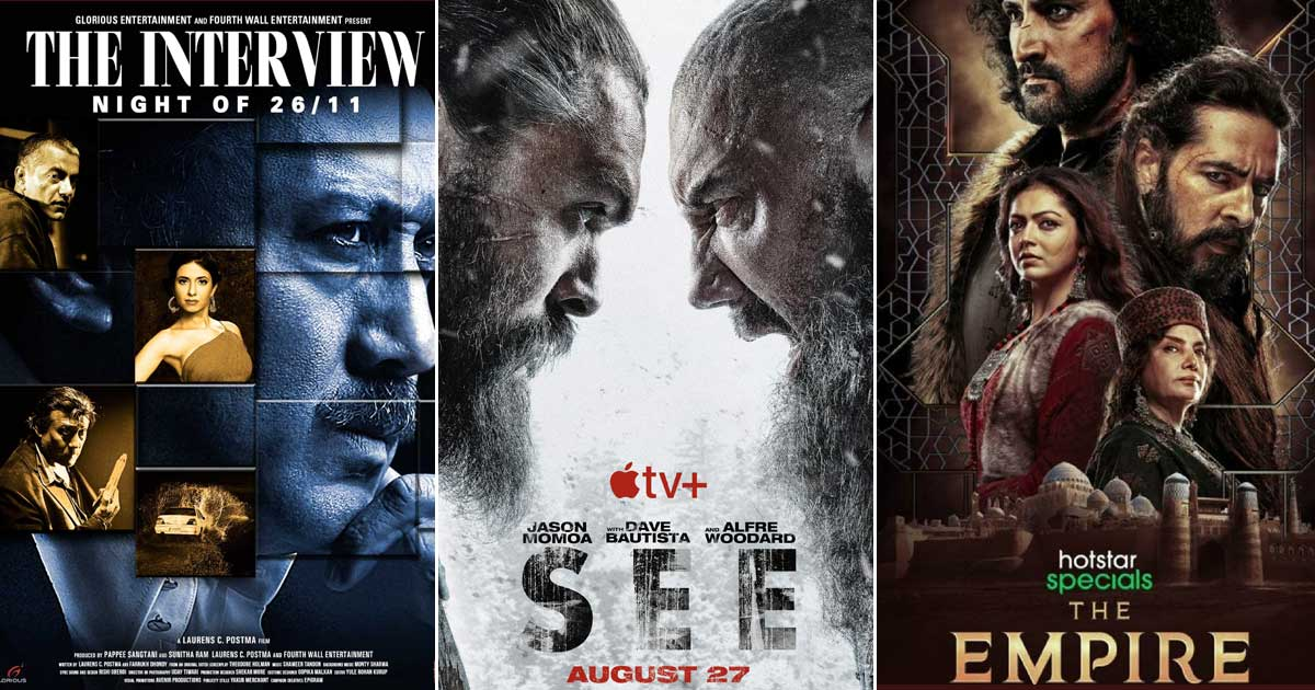 From See Season 2 To The Empire: Take A Look At Films & Web Series Coming Up This Week On OTT
