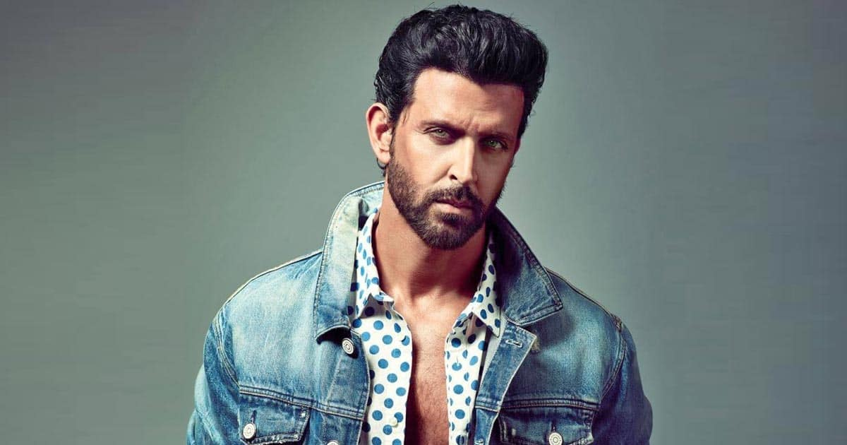 Hrithik Roshan shares a food related GIF and it makes us wonder what it's all about