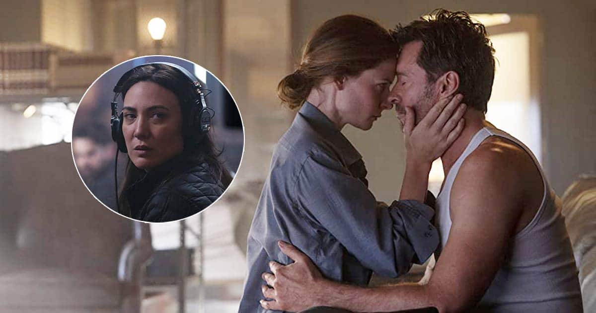 Hugh Jackman, Rebecca Ferguson on working with Lisa Joy on 'Reminiscence'
