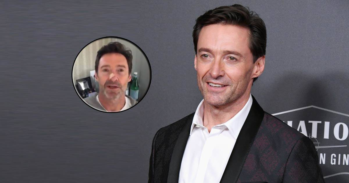 Hugh Jackman Urges Fans To 'Get A Skin Check & Wear Sunscreen' While His Skin Biopsy Result Comes 'Inconclusive'