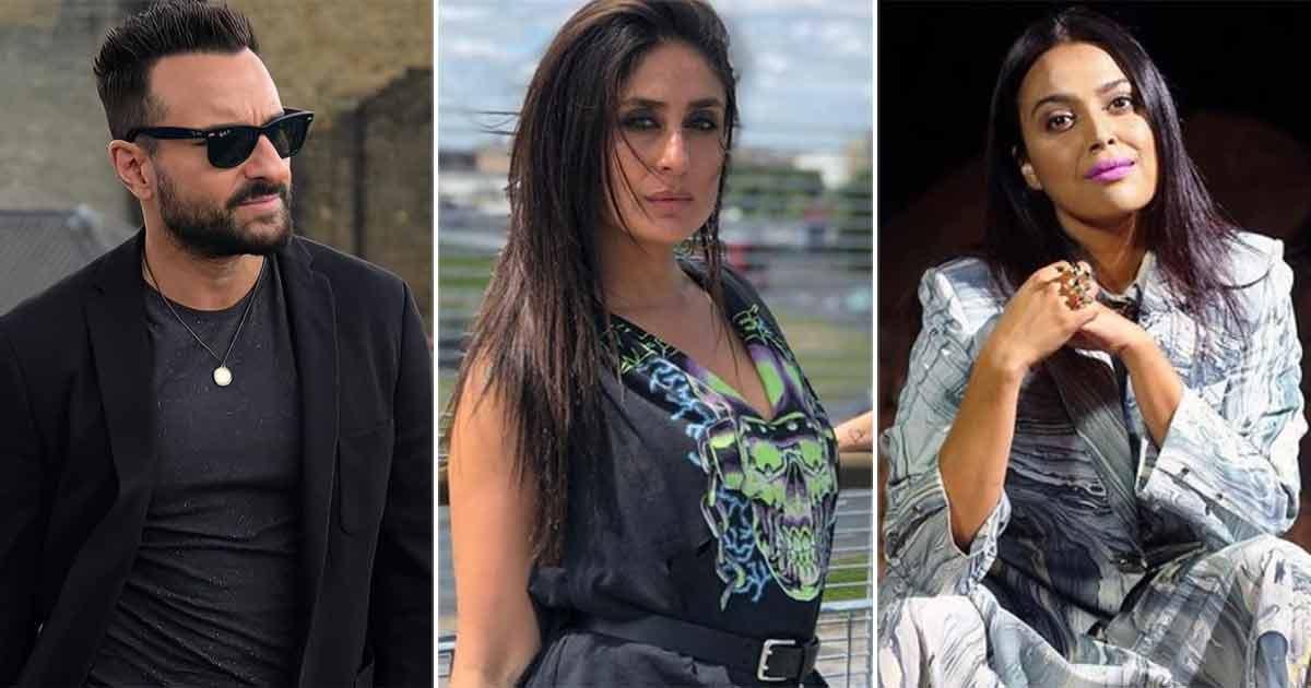 Swara Bhasker Calls Troll 'Donkey' For Criticizing Name Of Saif Ali Khan & Kareena Kapoor's Son Jehangir