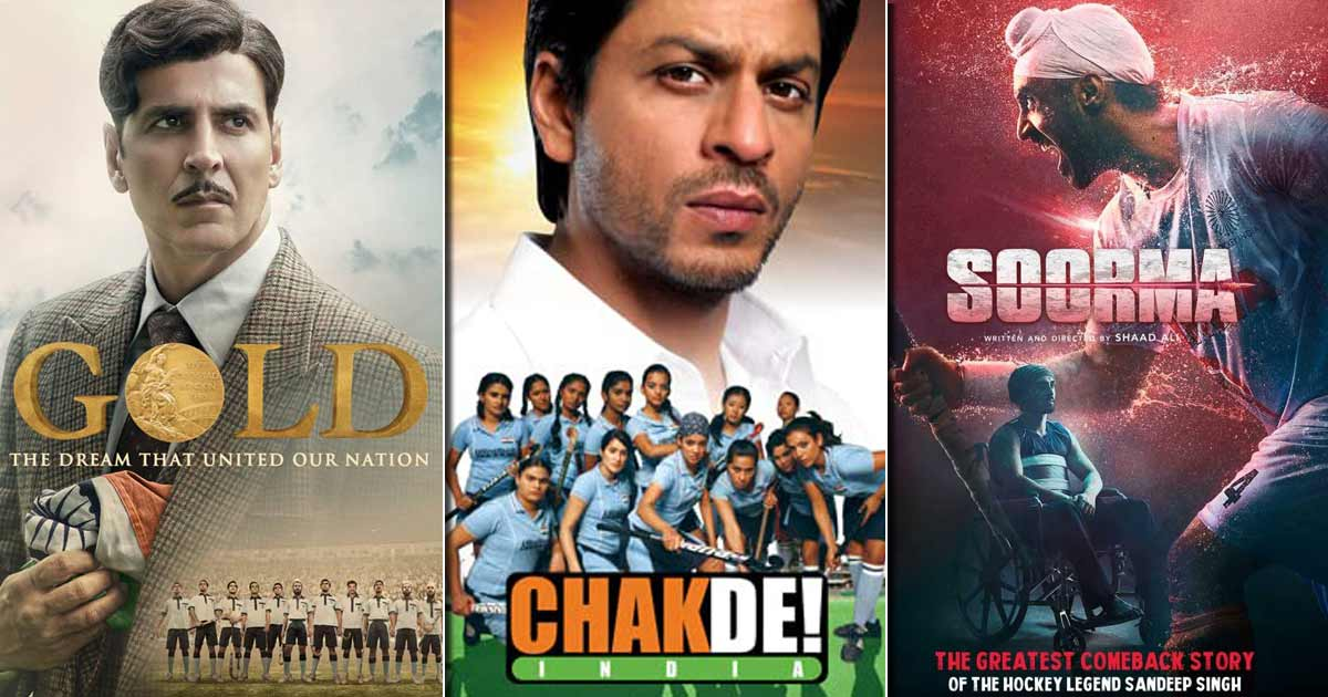 Indian hockey's historic feat at Olympics: Looking at Hindi films based on the sport