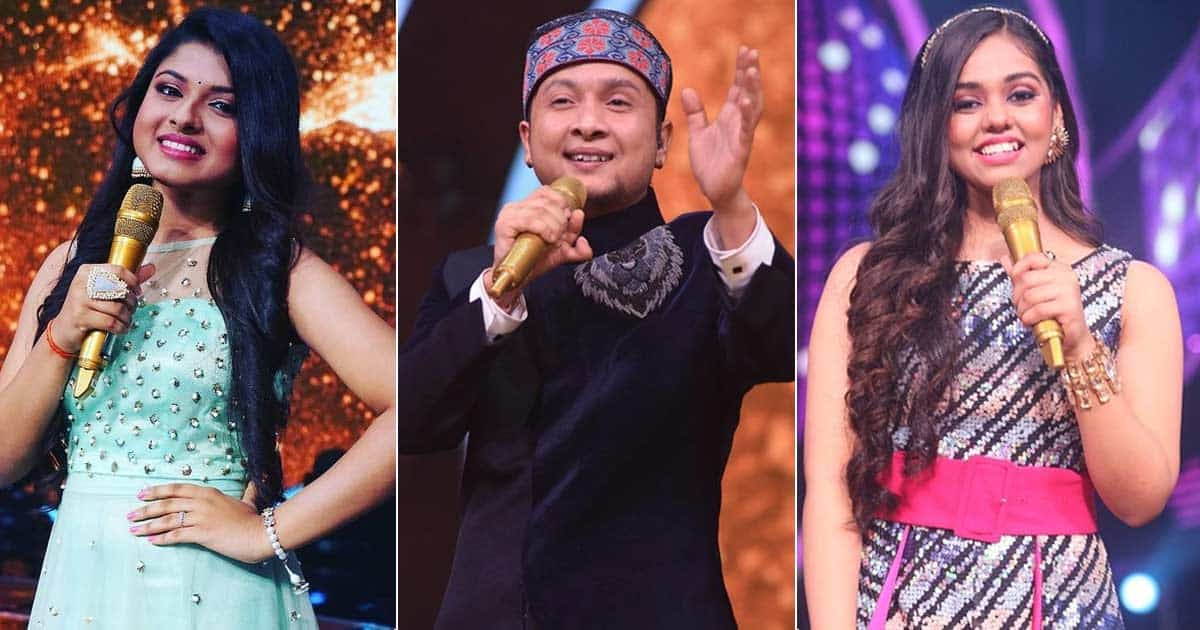 Indian Idol 12 top trio Pawandeep Rajan, Shanmukhapriya & Arunita Kanjilal to appear in musical series