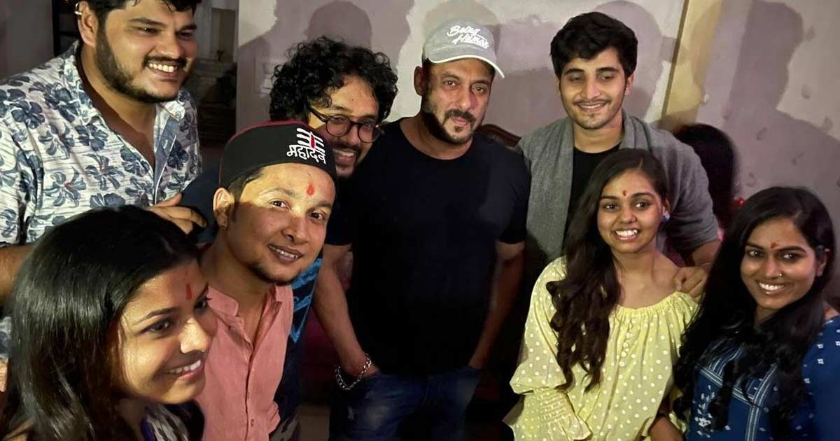 'Indian Idol 12' winner Pawandeep: Cherry on the cake was meeting Salman Khan