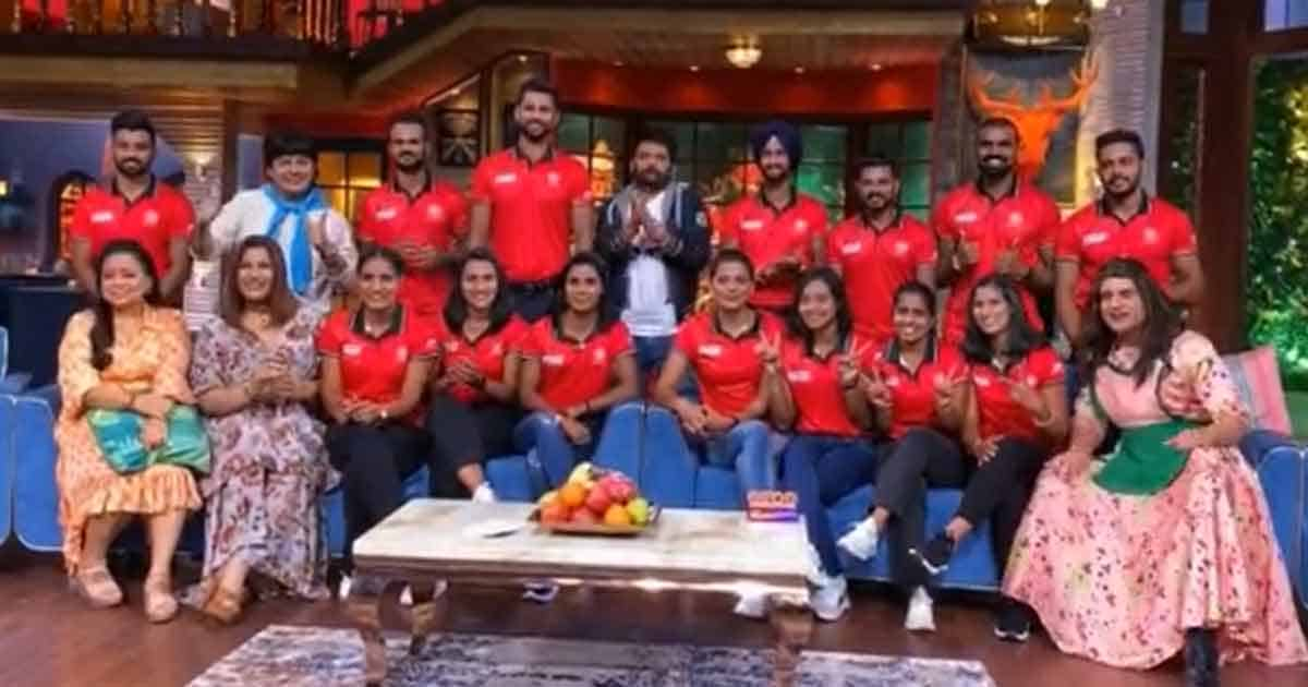 The Kapil Sharma Show: Indian Hockey Champs To Grace The Show, Krushna Abhishek Feels Special!