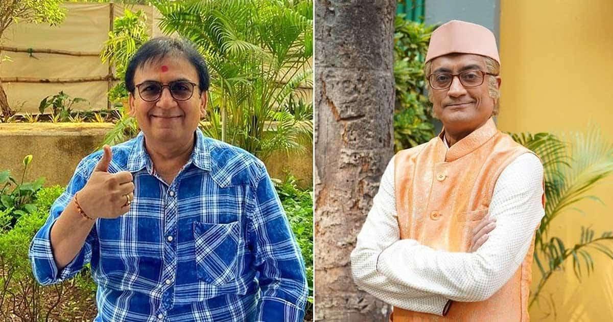 Is All Well Between Dilip Joshi & Amit Bhatt?