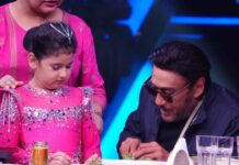Jackie Shroff surprises 'Super Dancer' contestant by cooking 'bhindi' for her